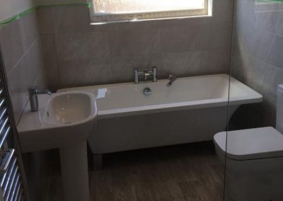 Jq Plumbing And Heating Preston Boiler Bathrooms